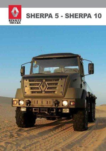 sherpa 5 - Land Locomotion – Mechanical Vehicle Mobility