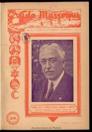 Vida marroqui n 411 14 de abril 1934 - 100 años gran vía madrid
