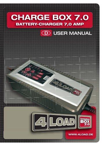 CHARGE BOX 7.0 - 4LOAD