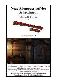 Neue Abenteuer auf der Schatzinsel - Lockes ... - Gamepad.de