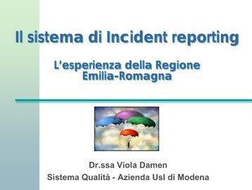 Accreditamento e gestione del rischio clinico