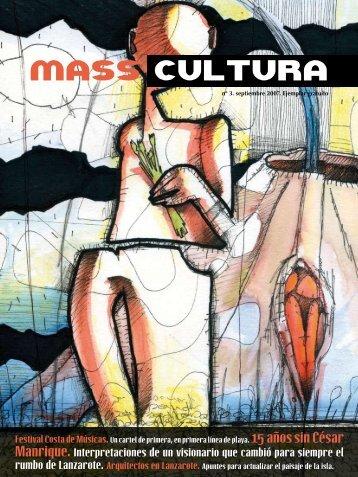 Nº03 | septiembre | 2007 - Mass Cultura