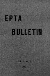 jepta 1982 1-4 - European Pentecostal Theological Association