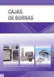 CAJAS DE BORNAS - Eldon