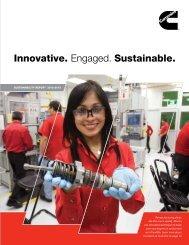Sustainability Report - Cummins.com