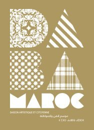 programmation de DABA Maroc