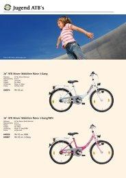 Jugend ATB's - Zweirad Schwarz