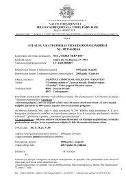 Nr. JET-4-014A - Vides pārraudzības valsts birojs