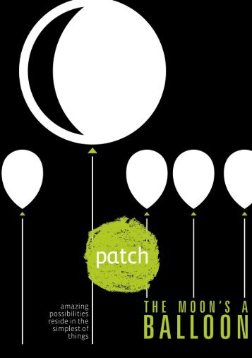 learning resource booklet (pdf) - Patch Theatre