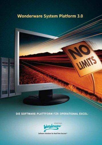 Wonderware System Platform 3.0