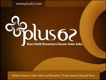 Umum - Presentasi - Kaos Batik Nusantara +62.pdf - Indonesia Kreatif