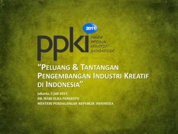 Mari Elka P - Seminar PPKI.pdf - Indonesia Kreatif