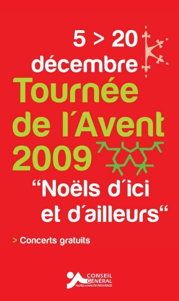 Untitled - Conseil Général des Alpes de Haute Provence