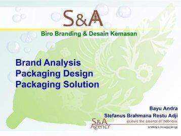 Umum - Presentasi - S&A Agency.pdf - Indonesia Kreatif
