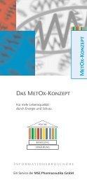 MetOx-Kon zept - MSE Pharmazeutika GmbH