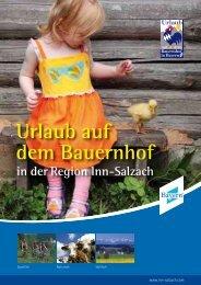 Urlaub auf dem Bauernhof - Stadt Mühldorf am Inn