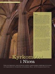 Kyrkomötet i Nicea - Till Liv