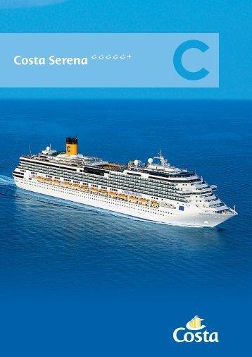 Costa Serena 1 1 1 1 1 + - Net-Tours GmbH