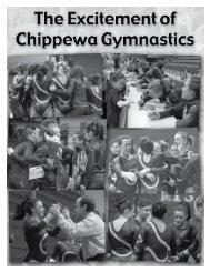 Gymnastics Facility - Central Michigan University Athletics