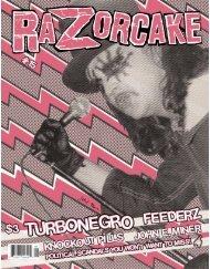 issue #15 pdf - Razorcake