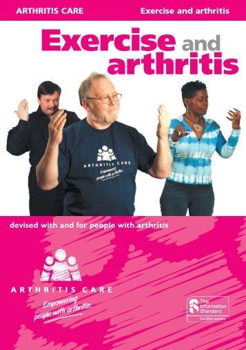 Exercise 9-05 p1-10 - Arthritis Care