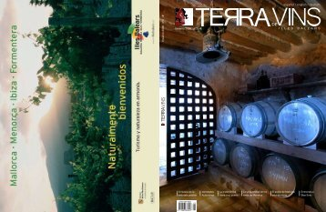 español / english / deutsch - Terra de Vins