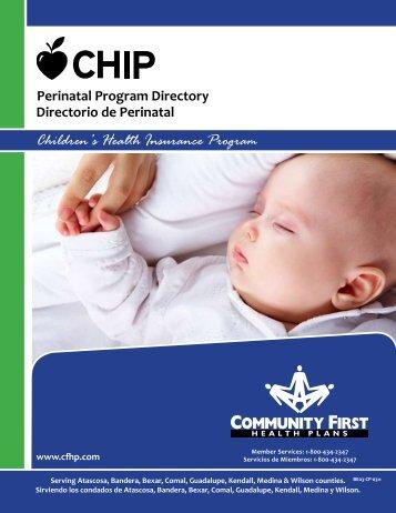 Bexar County | Condado de Bexar - Community First Health Plans.