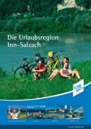 Die Urlaubsregion Inn-Salzach - Stadt Mühldorf am Inn
