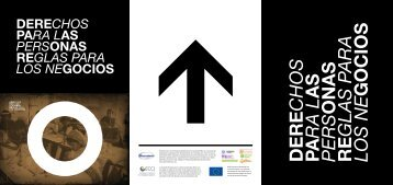FOE_Leaflet_ES (version 2). - European Coalition for Corporate ...