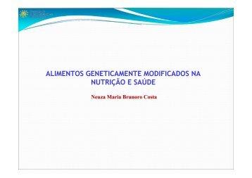 Biotecnologia e Nutrição - CIB