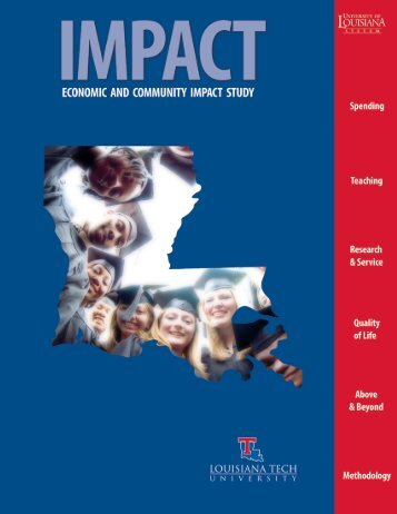 Impact Study - Louisiana Tech University
