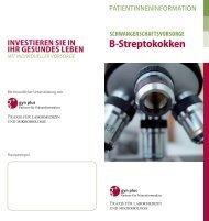 B-Streptokokken - Gynplus.de