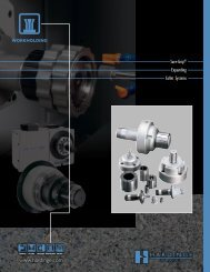 Hardinge Sure-Grip Expanding Collet Systems ... - Hardinge Inc.