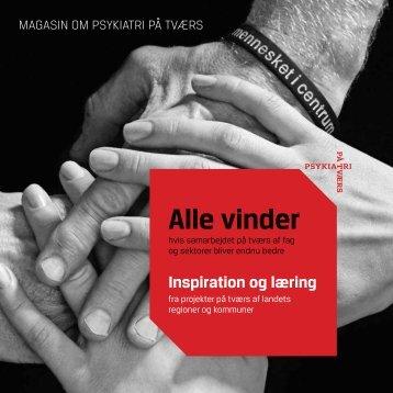 Magasinet 'Alle vinder' - Personaleweb