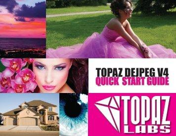 Quick Start - Topaz Labs
