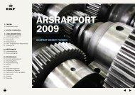 Ã¥rsraPPort 2009 - EKF