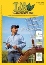 L'Agrotecnico Oggi giugno 11 - Collegio Nazionale degli Agrotecnici