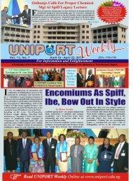 Vol. 13 No. 7 Aprl 15 - 22, 2013