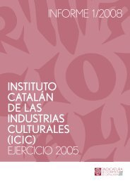Informe 1/2008
