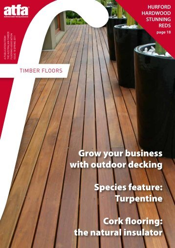 hurford hardwood stunning reds - The Australian Timber Flooring ...
