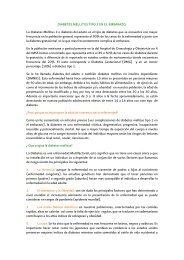 DIABETES MELLITUS TIPO 2 EN EL EMBARAZO ... - Edumed IMSS