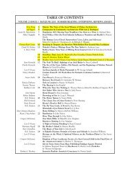 ToC May June 2003.qxd - The Bloomsbury Review