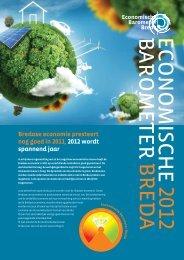Economische barometer 2012 - Gemeente Breda