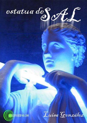 Estatua de sal - Publicatuslibros.com