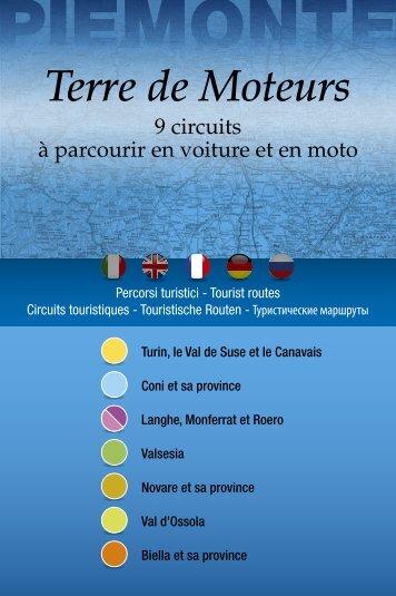 Terre de moteurs - circuits à parcourir en voiture et ... - Piemonte Italia