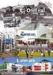 L Orient était, , - Conseil municipal des enfants - Lorient