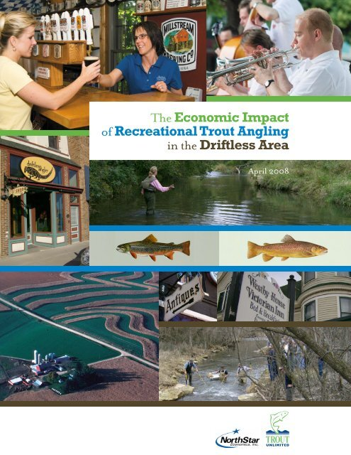 The Economic Impact of Recreational Angling in ... - Trout Unlimited