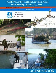 April_12-13 DC Board Book.pdf - National Fish Habitat Partnership