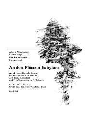 BA-Konzert Programm GESAMT2 test - Musik-Akademie Basel