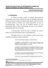 CÓDIGO DE DEFESA DO CONSUMIDOR E O NOVO ... - BuscaLegis